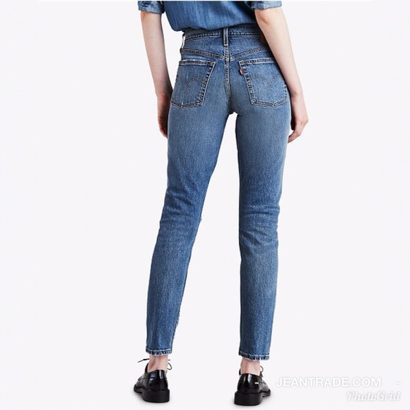 Levi's Denim - NWT LEVI'S 501 Wedgie High Waist Jeans Big E